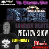 The Squatter Spot on TBFM Online - M2TM LDN 2015 SF2 Preview (17-05-2015)