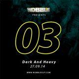 DJ DSCBL_Wobble Presents CUBIST INVITES #03_DJ Competition_27_09_14