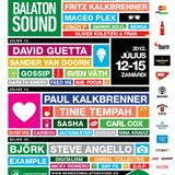 Guy Gerber - Live @ Heineken Balaton Sound 2012, Zamárdi, Hungria (16.07.2012)