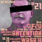 F2U Live > X-Sundays Radioshow #21 (02.03.2011)