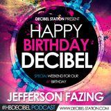 JEFFERSON (Happy Birthday Decibel)