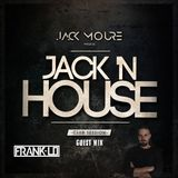 Club Sessions • JACK'nHOUSE RADIOSHOW #013 GUEST MIX FRANK LO ( Mixed by Jack Moure )