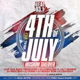 CTSP - JULY 4, 2019 - REAL 93.1 FM - 4TH OF JULY MIXSHOW TAKEOVER | DOWNLOAD LINK IN DESCRIPTION |