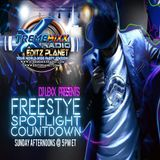 DJ Lexx Presents Freestyle Spotlight Countdown ep 14 7-29-18