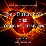 Dirk - Host Mix - Time Differences 278 (3rd September 2017) on TM-Radio