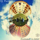 DJ Fusko - Summer is Here! (2014)