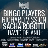 Powertools Mixshow - Episode 8-20-16 Ft: Bingo Players, Sacha Robotti, & David Delano
