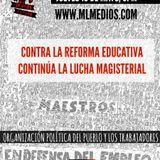 Forjando Futuro - La lucha contra la reforma educativa