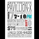 Pete Butta - Live at Gallery X for Baron Batch Show - March 7th, 2014