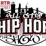 All City Hip Hop Show on 92.1 RTRFM - The Sound Alternative, Aug 28th, 2015