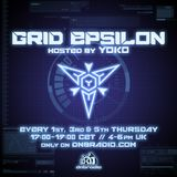 Grid Epsilon :07 (with special guest: Champion) (16.10.2014 @ DnBRadio.com)