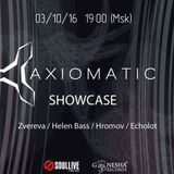 Hromov - Axiomatic Records @SoulliveFM, 03-10-2016