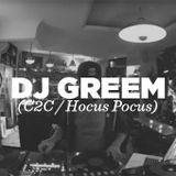 DJ Greem (C2C / Hocus Pocus) • DJ set • LeMellotron.com