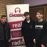 Clean Break Interview & Acoustic Tracks - Morning Chorley 29th Jan 2017