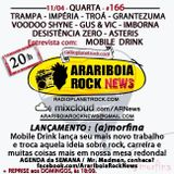 # 166 Arariboia Rock News - 11.04.2018 - Especial Mobile Drink
