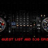 Frankk Guest List And Djs Episode 12