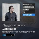 Surface Bookings & Estamos Felices - Andres Zacco (Underground Sounds of Argentina)