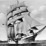 Flaggschiff - Bramsegel