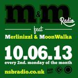 M&M Radio - June2013 - MoonWalka