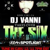 Urban Spotlight Episode 2: DJ Vanni Mix Show