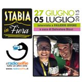 Stabia in Fiera - intervista VALERIO JOVINE - RadioSelfie.it