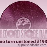 For RECORD Store Day (No Turn Unstoned #193)
