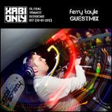 Xabi Only - Global Trance Sessions 017 (inc. Ferry Tayle Guestmix) [30-01-2012]