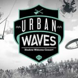 Live op 'Urban Waves' - 26 september 2015