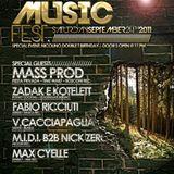 M.I.D.I. & Nick Zero live @ SUNshine Music Fest - Bari (IT)