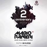 Mario Ranieri @ Bocca Club Olomouc, Czech Republic 18.5.2018