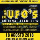 Set Ufo's 2018 Josel Jiménez