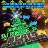 DJ Morphine vs. DJ Taa. 3 Hours Houseclassics Liveset @ Beats Against Cancer Part 2, Okt. 2012.