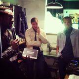 will.i.am+Levis+Ekocycle Event - DJ Keebz