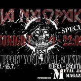 """25/2017 Pila Naopako: Dark """"O"""" Metal fest special"""