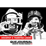 Vovapcp & Tsaritsa Logiki - QUEJOURNAL [somatik podcast#3]