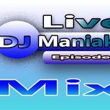 DJ Maniak Live Mix 6 (07.11.2014)