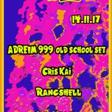 La Selva Radioshow - 14.11.2017: Cris Kai - Adreim 999 - Rangshell
