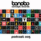 Bonobo Concept Podcast 005 mixed by IVAN ESCURA