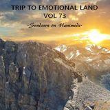 TRIP TO EMOTIONAL LAND VOL 73  - Sundown on Hanimede - -