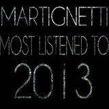 Martignetti's Most Listened To 2013 [Download In Description]