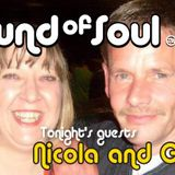 Dean Anderson's Sound Of Soul 29th November 2018 with special guests Nicola & Gilly
