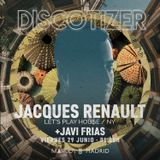 Discotizer by Jacques Renault (Let's Play House / NY)