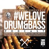 Gunsta Presents #WeLoveDrum&Bass Podcast & Hell Kitchen (Igla & MistahG) Guest Mix