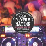 LIVE!!! Rhythm Nation Saturday 31st October 2015