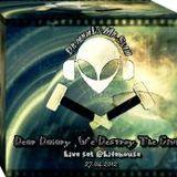 Dr.mnmL & Mr.Slim - Dear Daiary, We Destroy The Club (Live set @Lifehouse)