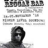 Panda Basel Supa-Dupa Reggae Bar feat.Higher Level Sound 60mins Strictly Vinyl Set - 05112016pt.2