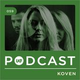 UKF Music Podcast #59 - Koven