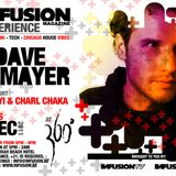 LIVE - Charl Chaka (Funky) @ Infusion Magazine Experience - 360, Thu 8th Dec '11
