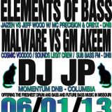 Audio Agent - Live @ Bass & Bliss - 06/01/2013