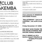 Club Lakemba - 1998